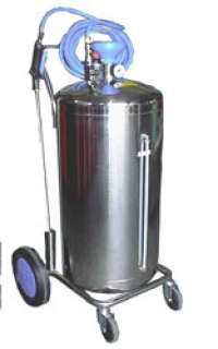 Foam-matic 100L inox