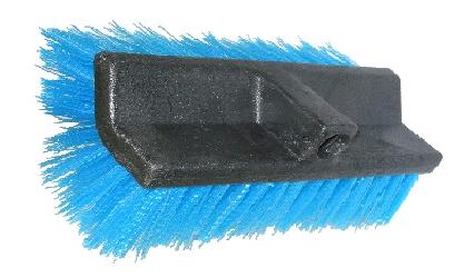 brosse bi faces 25 cm fibres dures ref rence manche telescopique et brosse de lavage. Black Bedroom Furniture Sets. Home Design Ideas